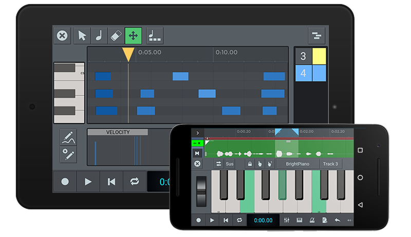 Download n-Track Studio for Android